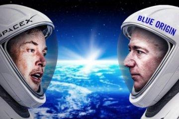 NASA, Ay projesi için SpaceX'i seçti