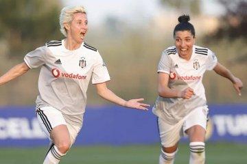 Kadınlar Futbol Ligi'nde şampiyon Beşiktaş