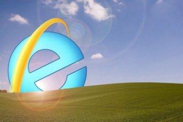 Internet Explorer yolun sonuna geldi