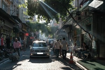 İstanbul'un göbeğinde VIP insan kaçakçılığı