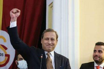 Galatasaray Başkanlığına Burak Elmas seçildi