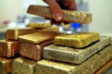 'Yerin altında 349 milyar dolarlık altınımız var'