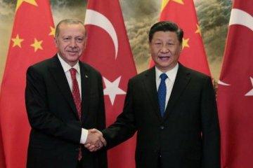 Erdoğan, Çin Devlet Başkanı Şi ile telefonda görüştü