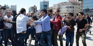 Taksim kapalı