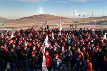 Dünyanın en büyük bakır madeni greve giriyor