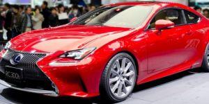 Lexus Türkiye'ye giriyor