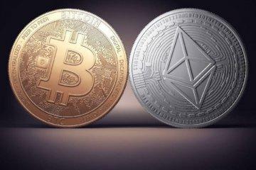 Ethereum hızla yükseliyor, Bitcoin 50 bin doları yeniden geçti
