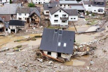 Almanya'yı vuran selin faturası 30 milyar euro