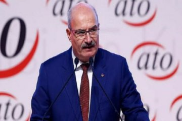 ATO Başkanı: Türkiye'de işsizlik var ancak işsiz yok