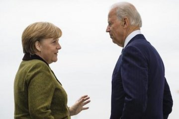 Merkel ile Biden, Afganistan'daki durumu görüştü