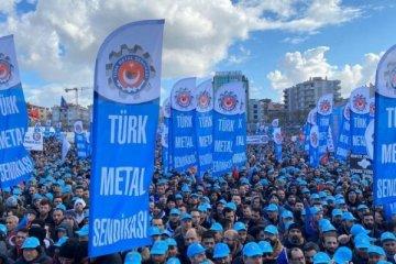TÜRK METAL'den işçiye yüzde 29.57 zam talebi