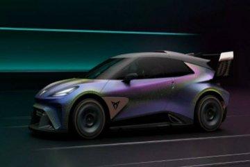 100 kilometre hıza 3.2 saniyede çıkabilen elektrikli otomobil