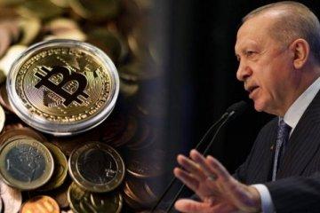 Erdoğan'dan kripto paralarla ilgili sürpriz açıklama