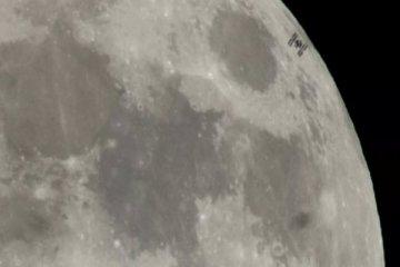 NASA, Ay'da iniş yapacağı alanı seçti