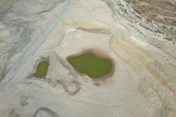Bodrum'un suyunu karşılayan baraj kurudu