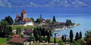 Avrupa'nın en pahallı ülkesi İsviçre