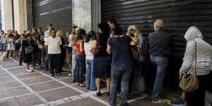 Yunanistan'da bankalar açılıyor