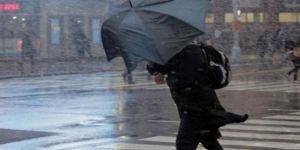 İstanbul'da yoğun yağış