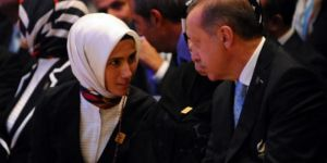 Sümeyye Erdoğan sözlendi