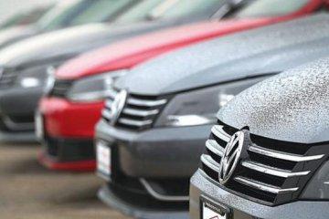 Volkswagen Avrupa'da satışlarını durdurdu