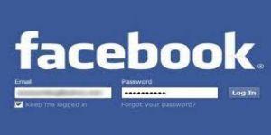 Facebook şifrenizi değiştirin