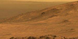 Mars'ta şimdi de iskelet bulundu