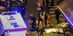 Terör Paris'i vurdu