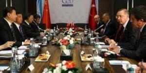 Çin'le 7 anlaşma imzalandı