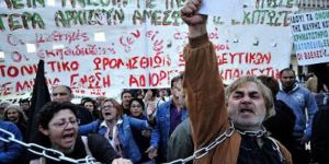 Yunanistan'da faiz dışı fazla