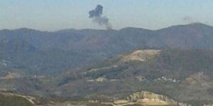 Türkmenler pilotları vurdu