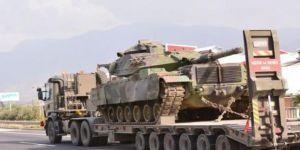 Güneydoğu'ya tank ve zırhı araç sevkiyatı