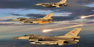Suriye'ye havadan operasyonlar durdu