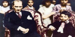 İşte Atatürk'ün gizli ailesi