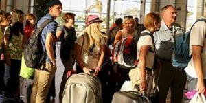 Turizmin kaybı 9 milyar dolara çıktı