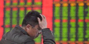 Çin borsaları yine kayıpta