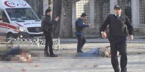 İstanbul'da patlama en az 10 ölü