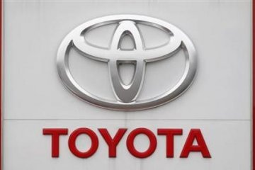 Toyota Motor pazarda 1. sıraya yerleşti