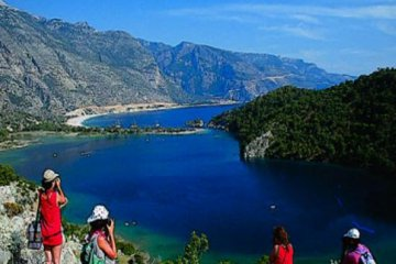 Türkiye'yi 10 ayda 32 milyon kişi ziyaret etti