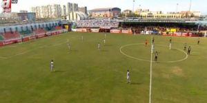 Amedspor Fenerbahçe maçında sessiz protesto