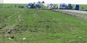 Diyarbakır'da askeri konvoya saldırı