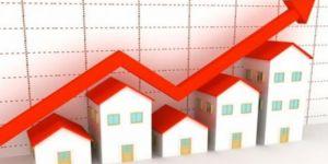 Konut fiyatları 1 yılda yüzde 13 arttı