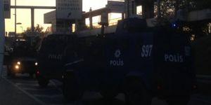 Okmeydanı'nda bomba alarmı