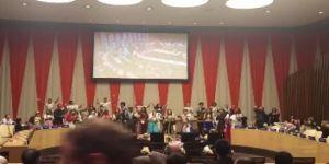 Cemaat'ten ABD'de Obama'lı şov