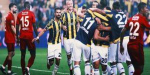 Fenerbahçe liderin peşini bırakmıyor