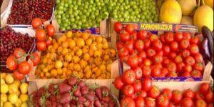 Sebze meyve fiyatları düşüyor