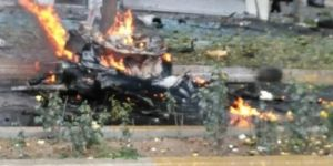 İstanbul'da askeri bölge yakınında patlama