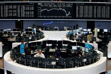 Avrupa borsaları FED etkisiyle geriledi