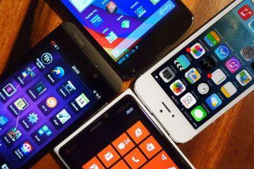 İlk çeyrekte 3.1 milyon akıllı telefon satıldı