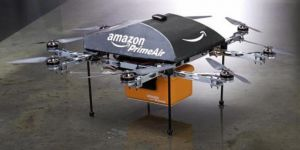Amazon, kolileri 'Amazon Prime Air' ile uçuracak