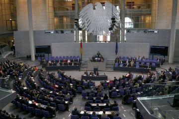 Alman parlamentosunda soykırım tedirginliği